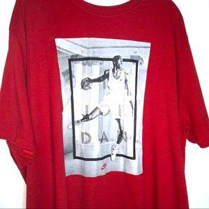 Nike Shirts - Men's 4XL Nike Air Jordan T-Shirt